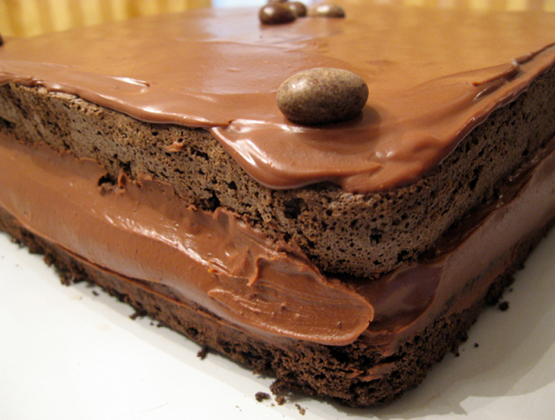 Chocolate Cake Filling picture