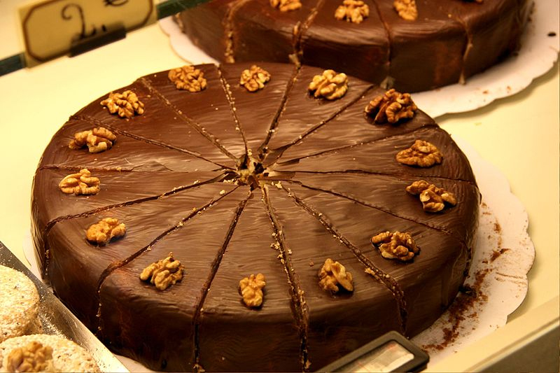 Chocolate Fudge Cake picture