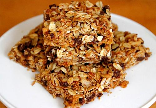 Scotch Oat Bars picture