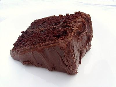 Chocolate Velvet Cake picture