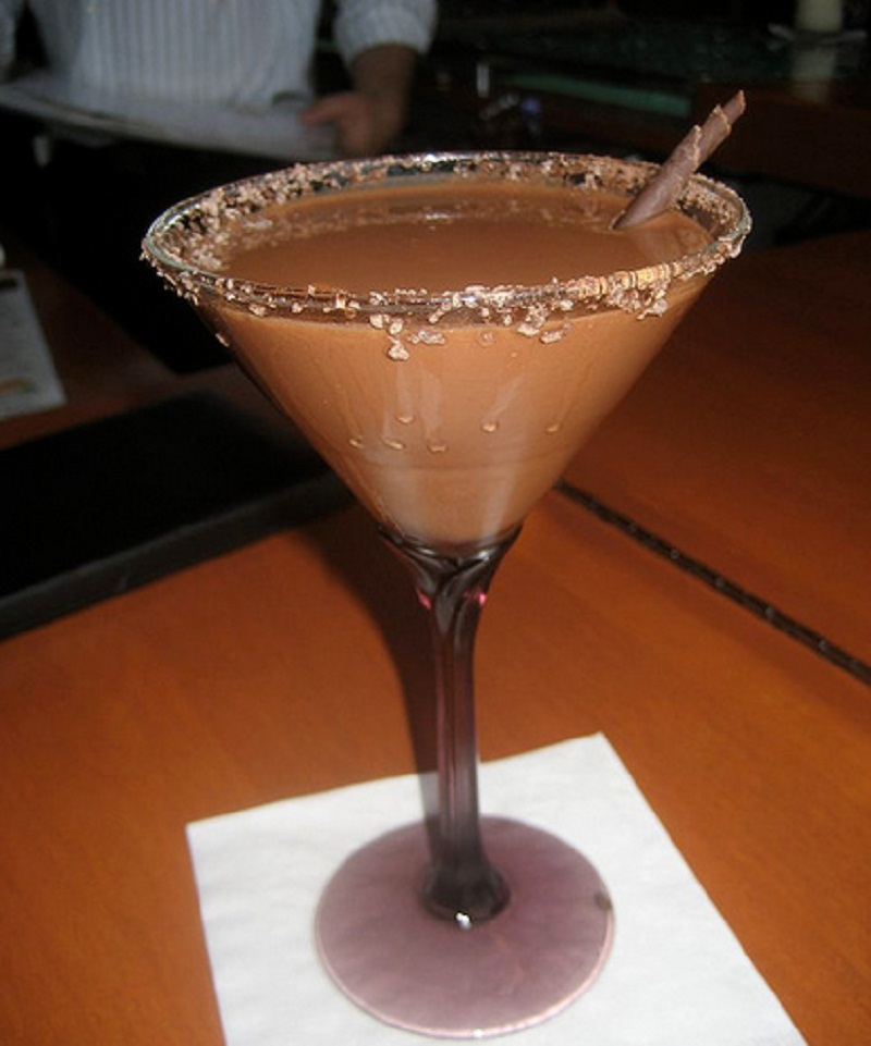 Chocolate Martinis picture