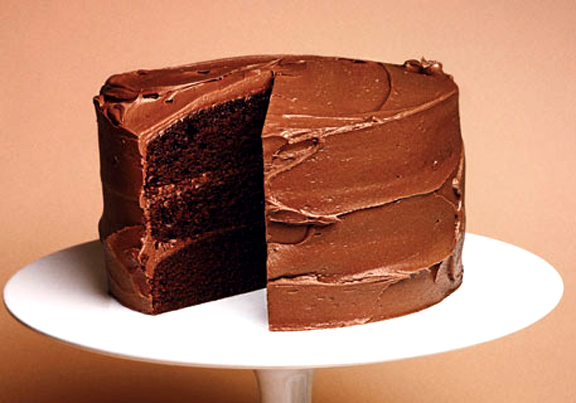 Super Moist Chocolate Mayo Cake picture
