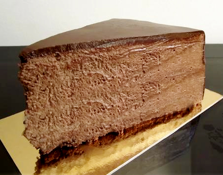 Chocolate Mousse Cake picture