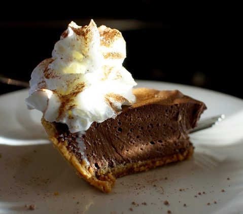 Chocolate Pie picture