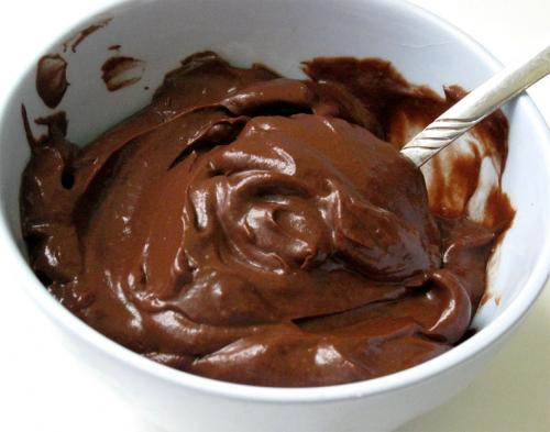 Chocolate Pudding picture