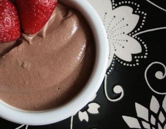 Chocolate Raspberry Mousse picture