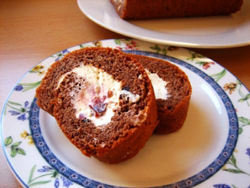 Chocolate Roll picture