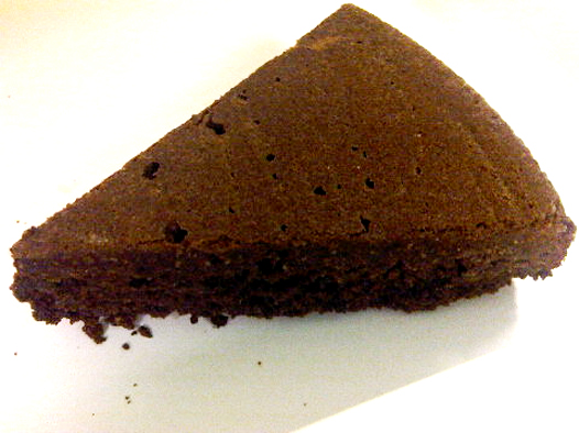 Chocolate Sponge Cake picture
