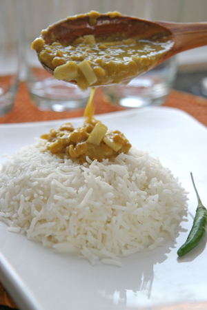 Cholar Dal picture