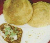 Chole Bhature picture
