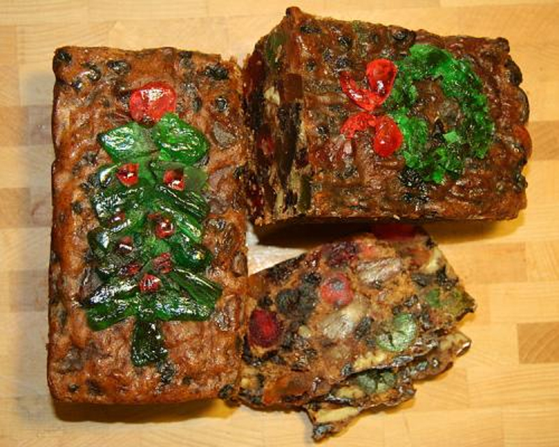 Traditional Christmas Cake picture