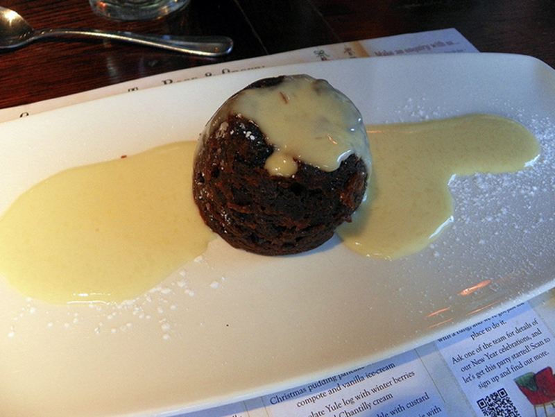 Christmas Pudding Sauce  picture