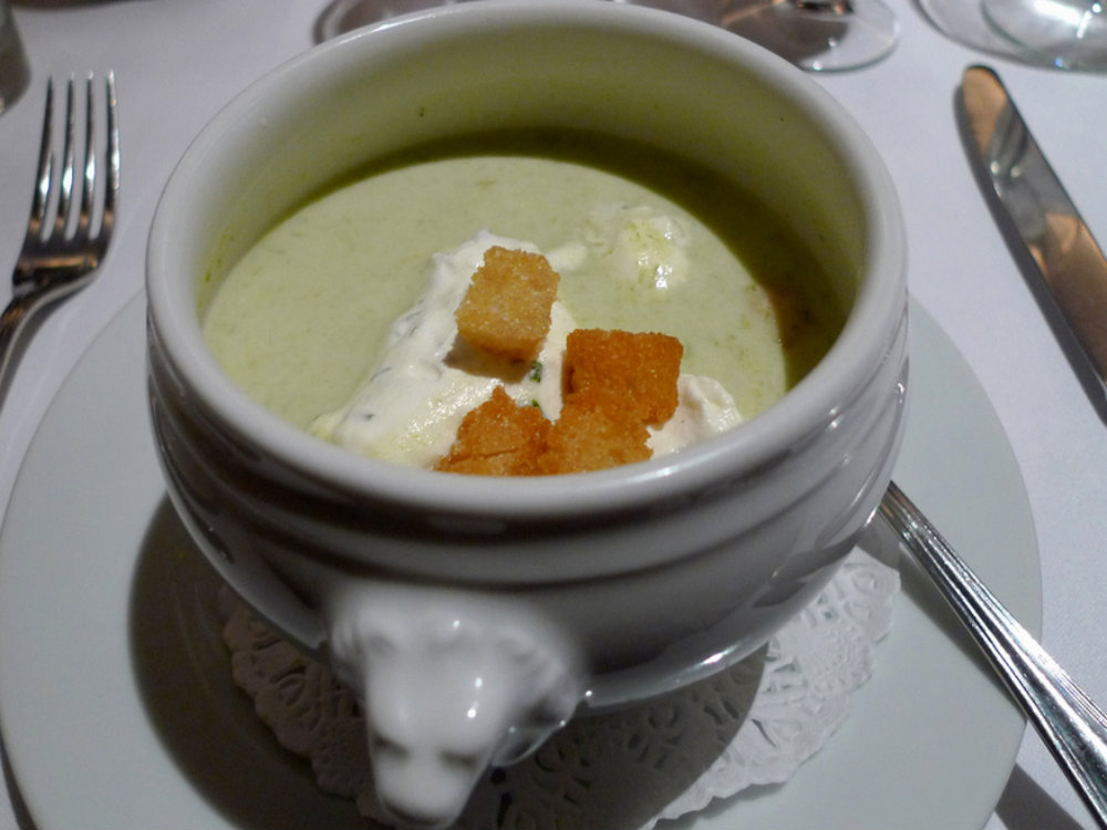 Chutney Curried Cream Soup picture