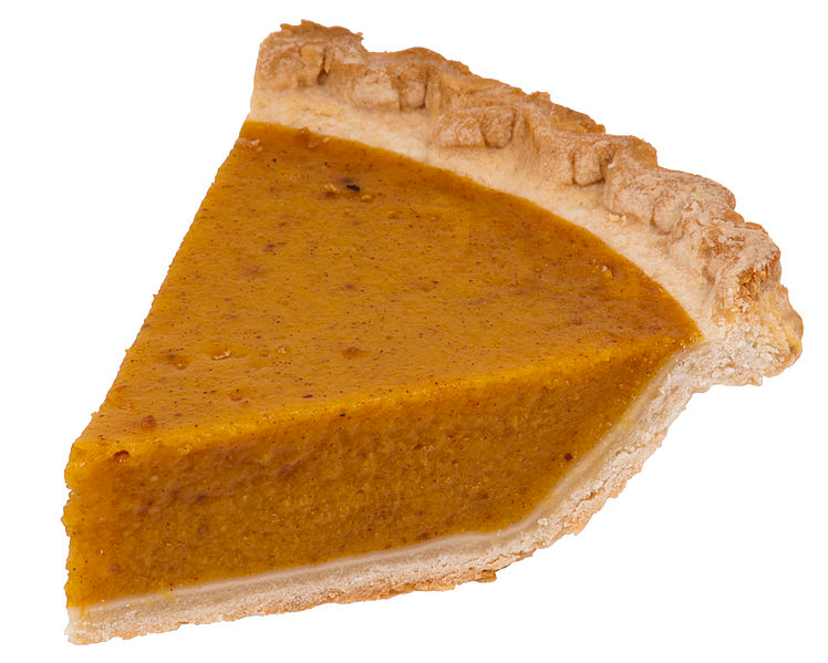 Cinderella Pumpkin Pie picture