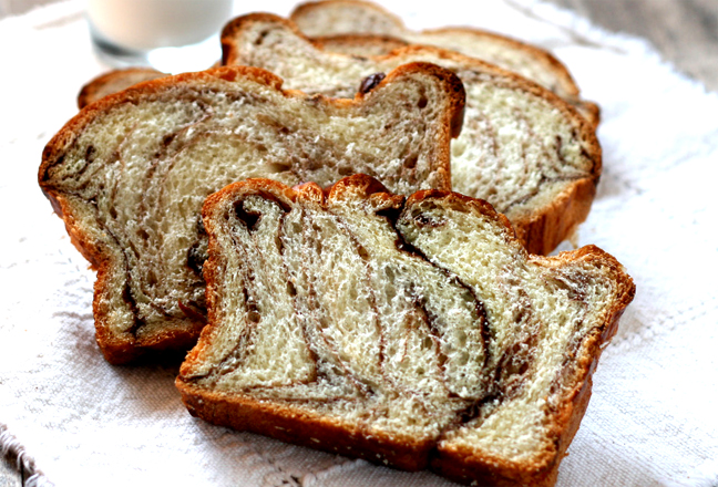 Cinnamon Bread Turn Overs picture