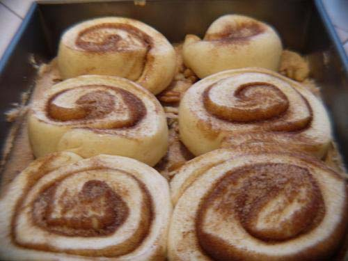 Cinnamon Sticky Buns picture