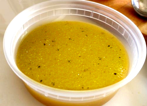 Citrus Dressing picture