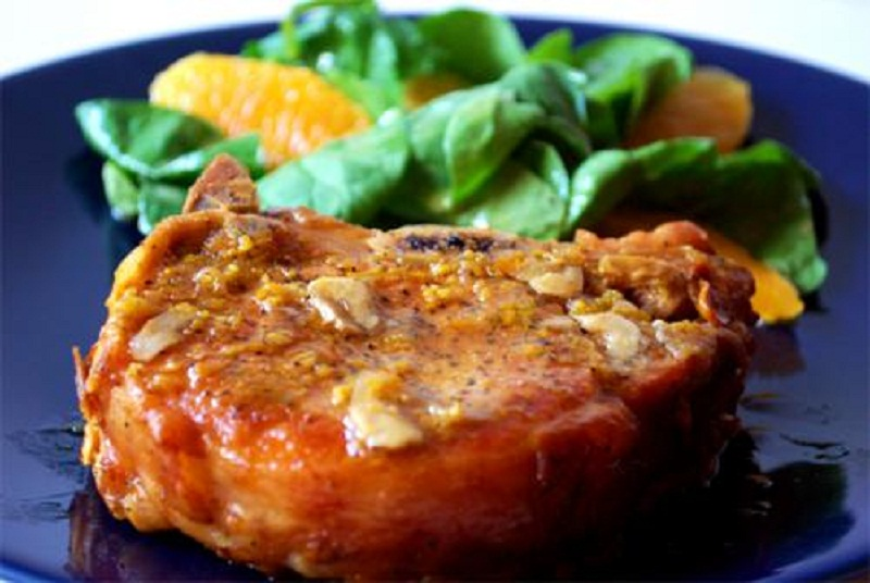 Citrus Pork Chops picture