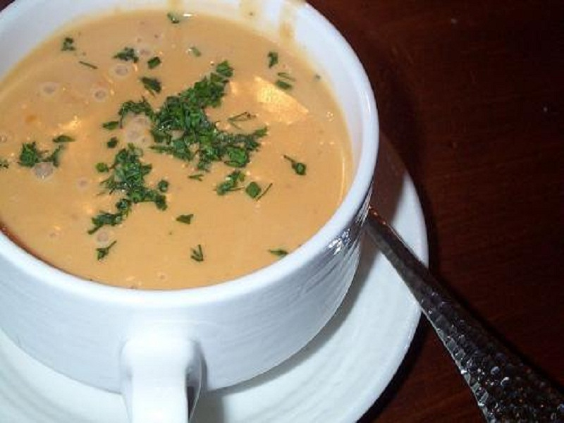 Clam Bisque picture