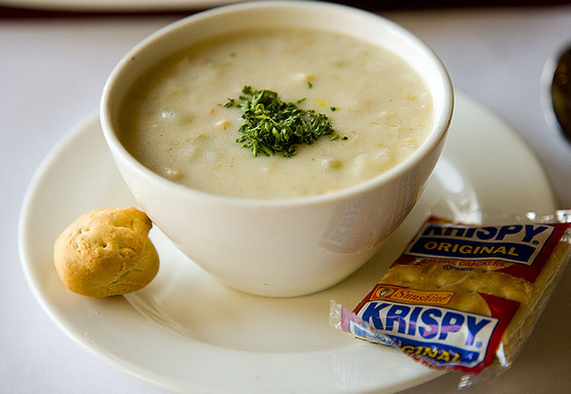 Clinkscales Clam Chowder picture