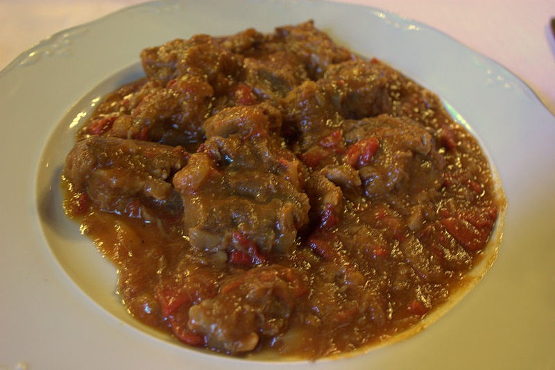 Classic French Veal Stew picture