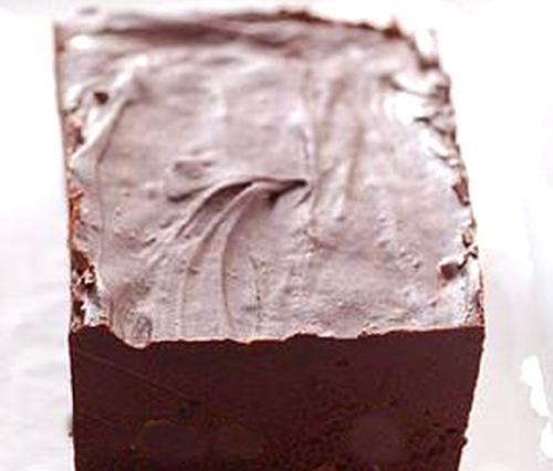 Rich Cocoa Fudge picture