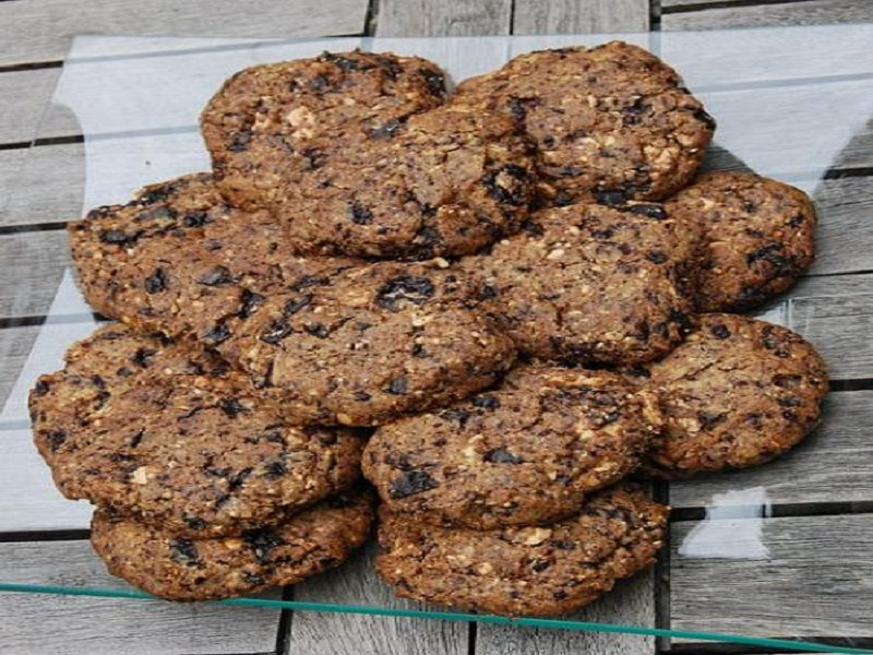 Cocoa Wheats Cookies picture