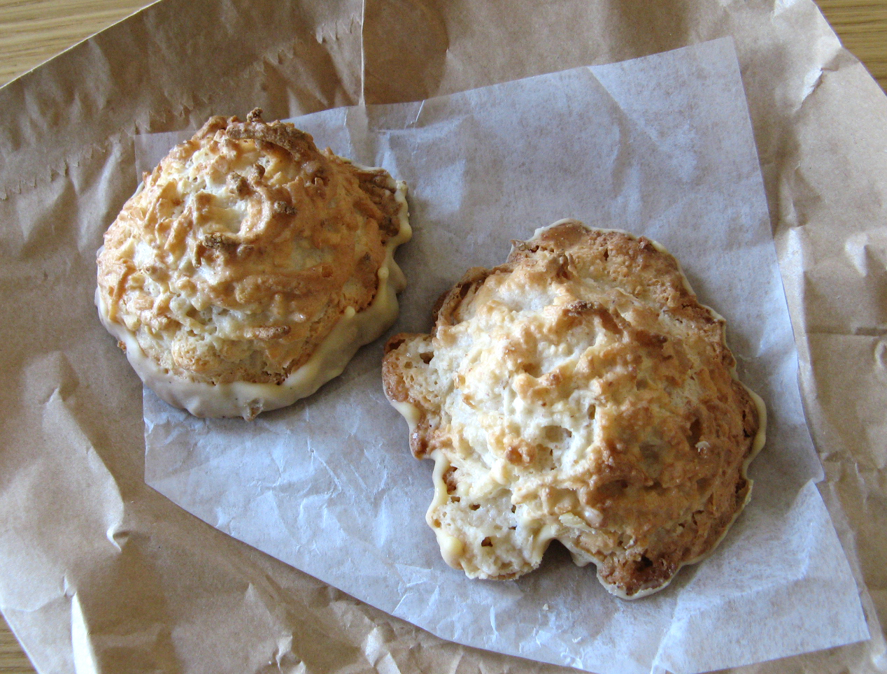 Coconut Almond Macaroons picture