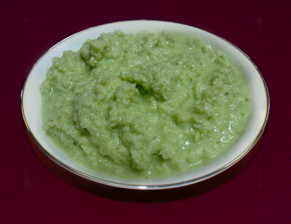 Coconut And Coriander Chutney picture