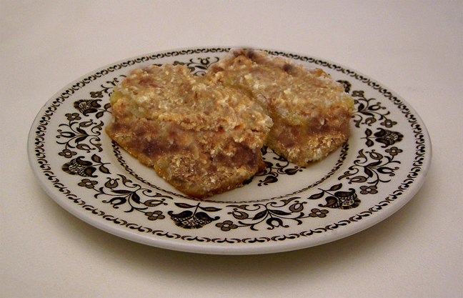 Coconut Fig Bars picture