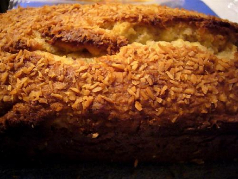 Coconut Quick Bread picture
