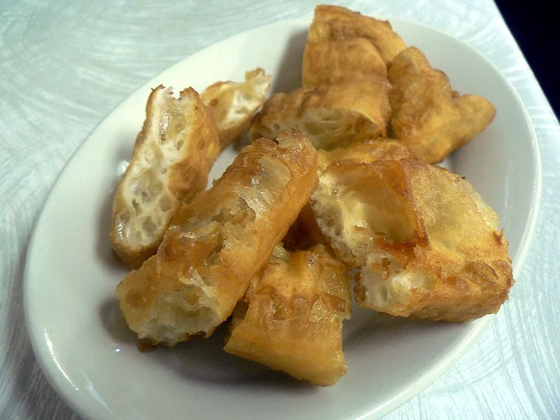 Coconut Fritters picture