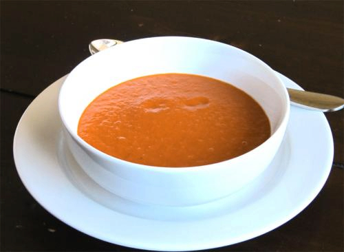 Cold Tomato Soup picture