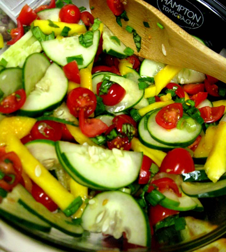 Colorful Salad picture