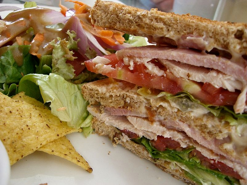 Continental Club Sandwiches picture