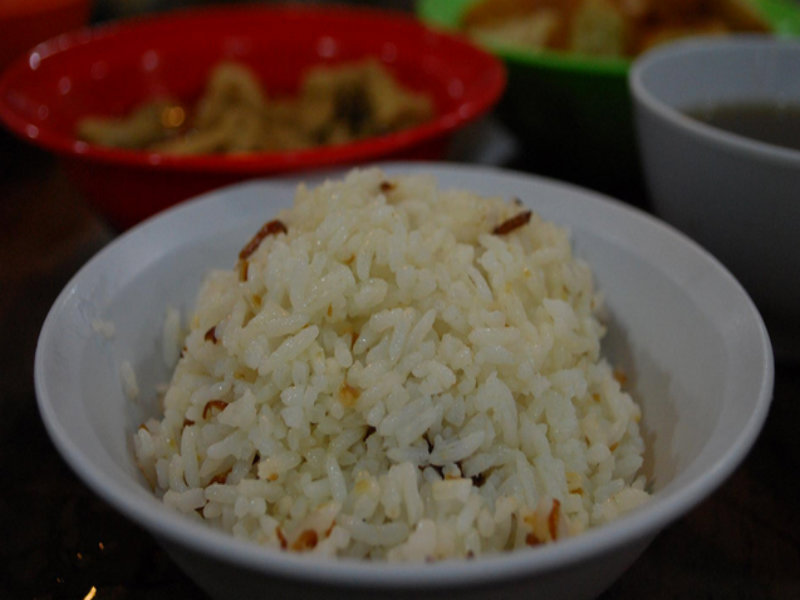 Simple Coconut Rice picture