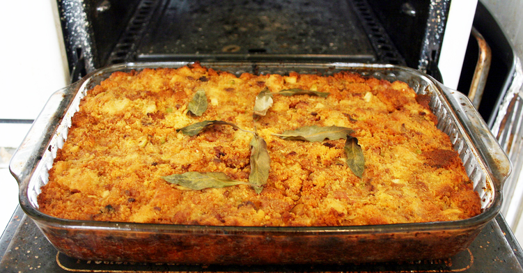 Corn Bread Stuffing picture