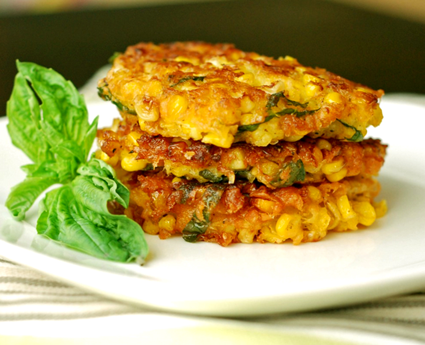 Summer Corn Cakes picture