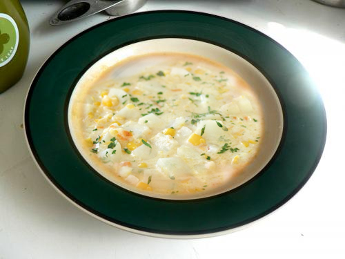 Corn Chowder picture