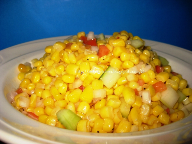 Refreshing Summer Corn Salad picture