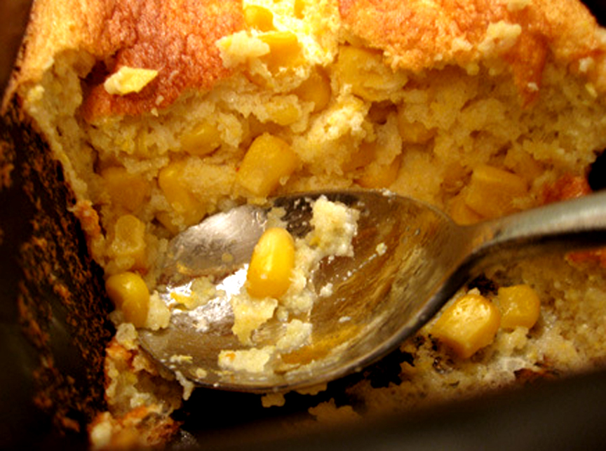 Fresh Corn Cornbread picture