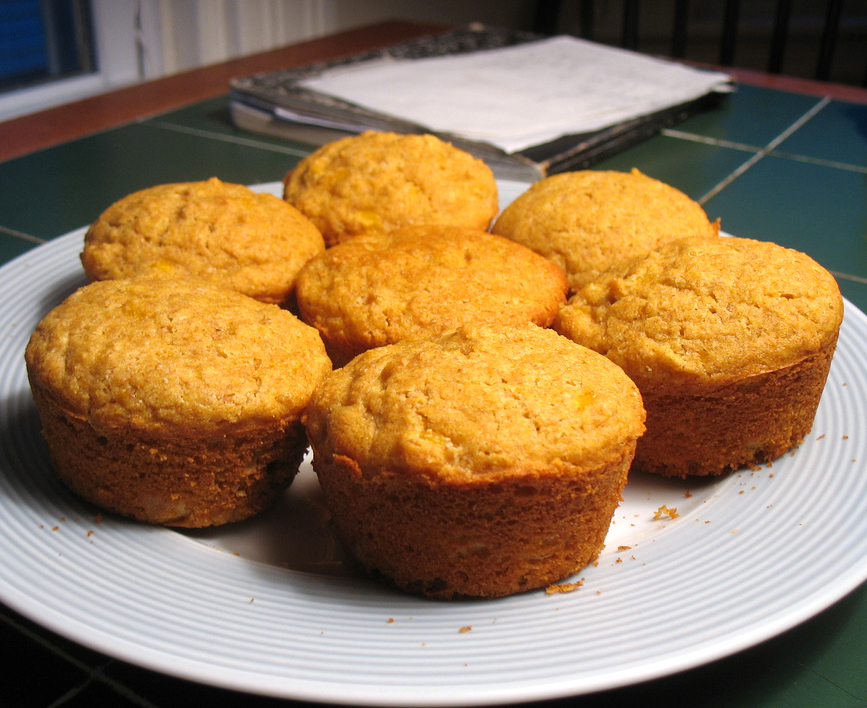 Corny Meal Muffins picture