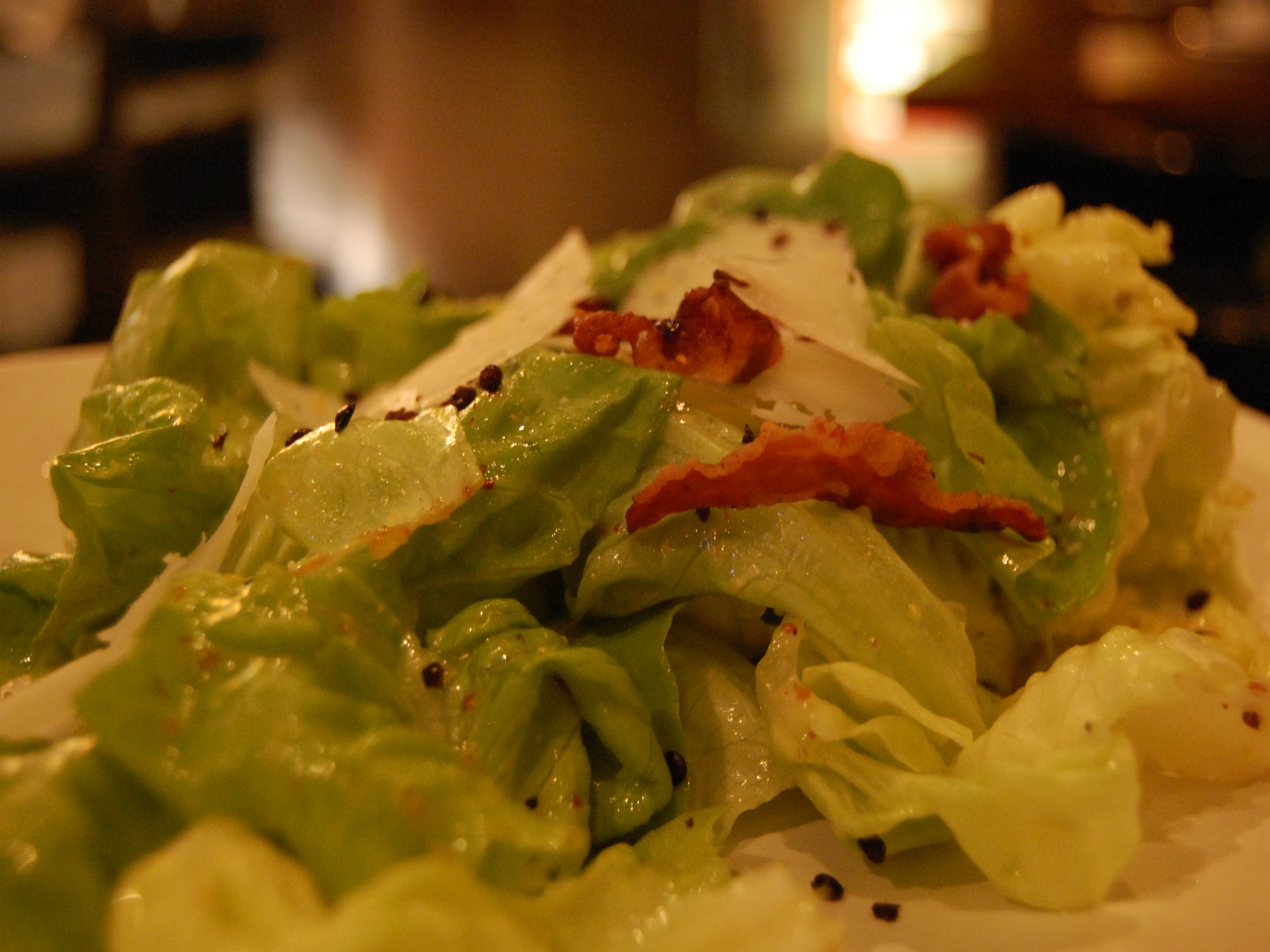 Cos Lettuce Salad picture