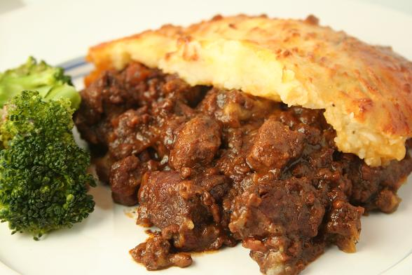 Pork Cottage Pie picture