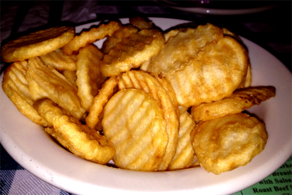 Cottage Fried Potatoes picture