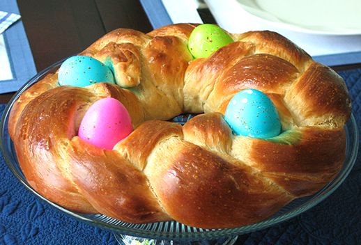 Country Egg Bread picture