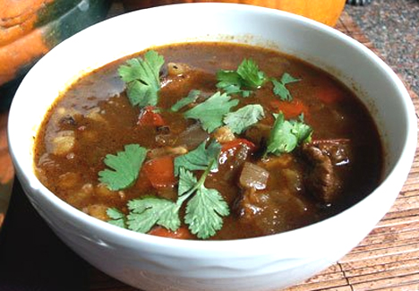 Country Pork Stew picture