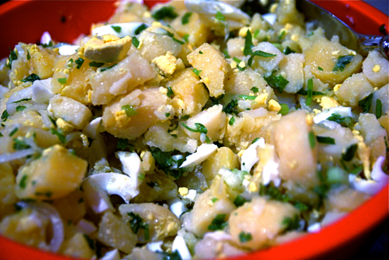 Country Potato Salad picture