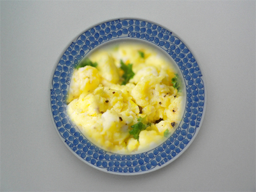 Crab And Egg Scramble picture