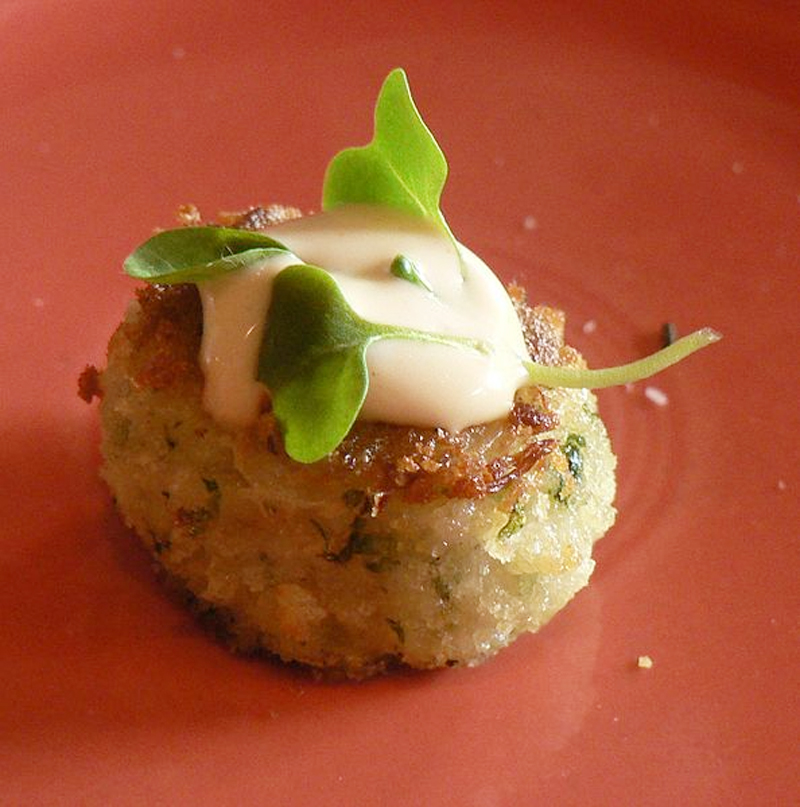 Maryland Crab Cakes picture